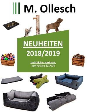 Neuheiten 2018/19